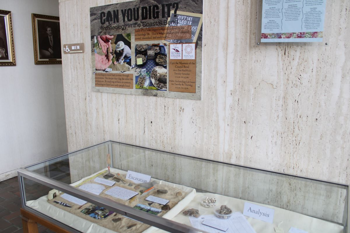 """Can You Dig It?"" archaeology exhibit at City Hall"