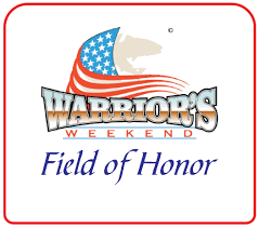 Warrior's Weekend Field of Honor