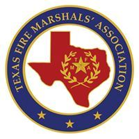 Texas Fire Marshals Association Eblem