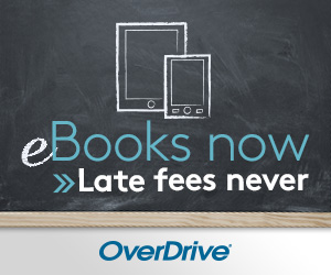 eBooks Now Late Fees Never OverDrive